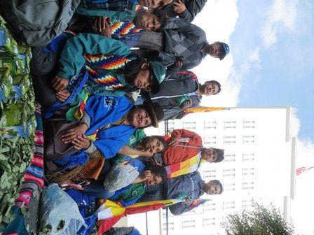 foto yeabet villegas CSUTCB Bolivia 10