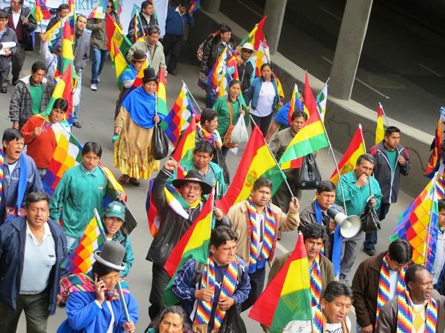 foto yeabet villegas CSUTCB Bolivia 5