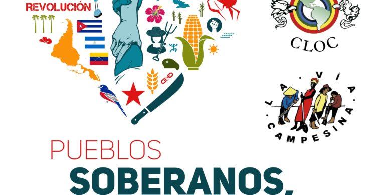MULTIMEDIA #PueblosSoberanosPueblosSolidarios