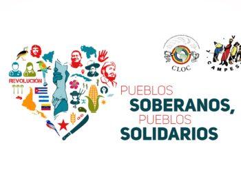 Pueblos Soberanos Pueblos Solidarios