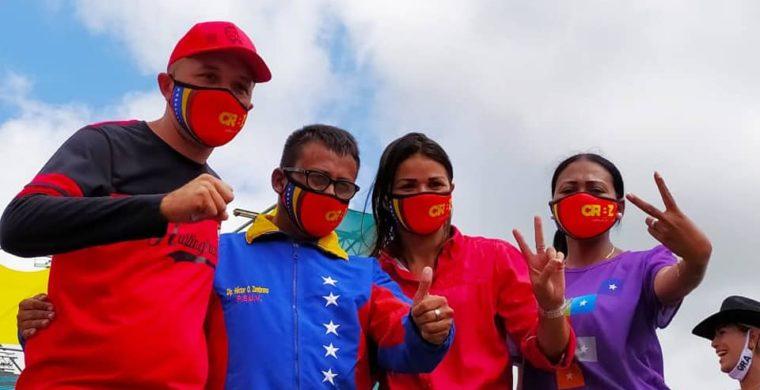 Solidaridad con el Pueblo Venezolano en el Triunfo Electoral #6D