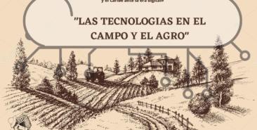 Efectos de la época digital en las áreas rurales, la producción de alimentos y la disputa territorial.