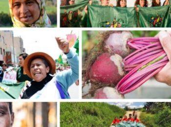 #17Abril2021 – ¡Veinticinco años de Luchas Campesinas para hacer realidad la Soberanía Alimentaria!