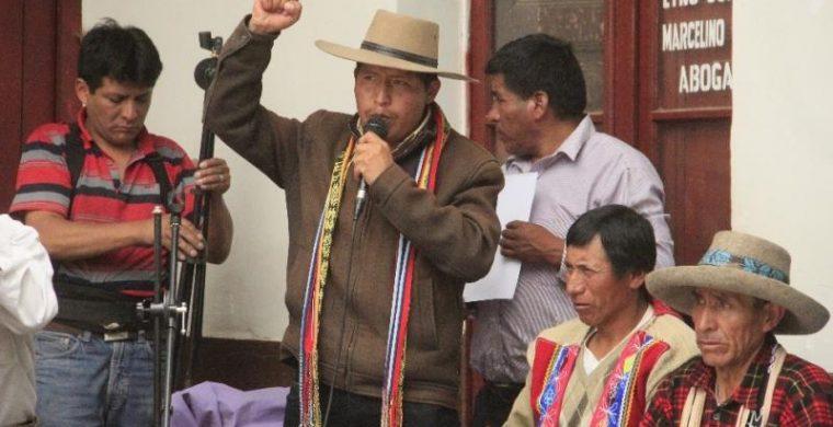 ¿Qué se espera en estas elecciones presidenciales en Perú? Entrevista con dirigente indigena