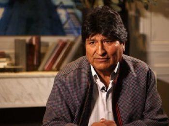 Evo Morales Ayma dialoga con América Latina