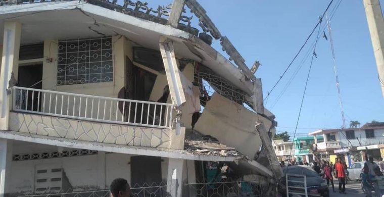 Comunicado: Solidaridad con el pueblo haitiano