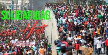 La Vía Campesina llama a solidaridad con Haití, país que enfrenta no solo un devastador desastre natural, sino también un desastre político – económico